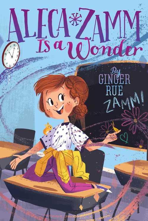 Aleca Zamm Is a Wonder book