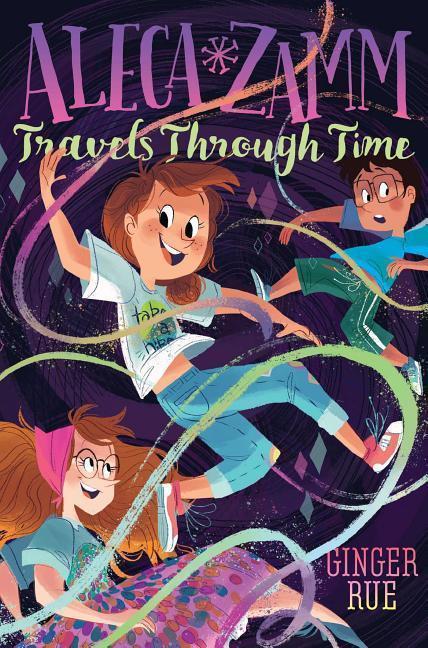 Aleca Zamm Travels Through Time book