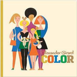 Alexander Girard Color book