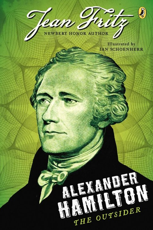Alexander Hamilton: the Outsider book