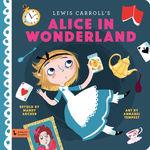 Alice in Wonderland: A Babylit Storybook book