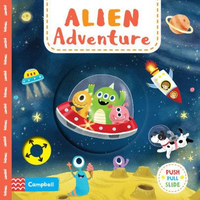 Alien Adventure book