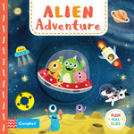 Alien Adventure book