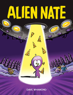 Alien Nate book