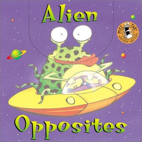Alien Opposites book