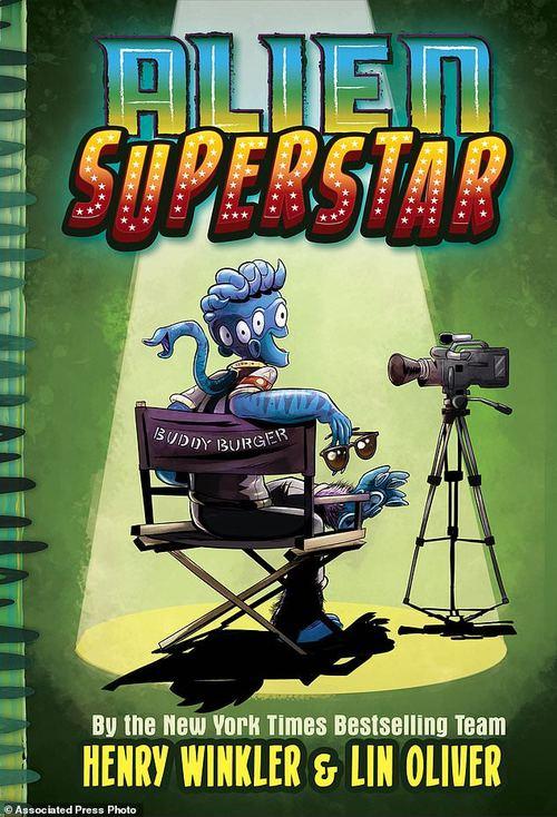 Alien Superstar book