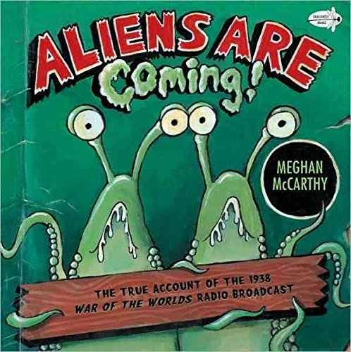 Aliens Are Coming! book
