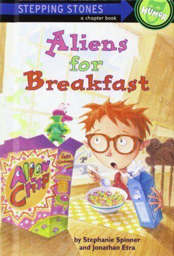 Aliens for Breakfast book