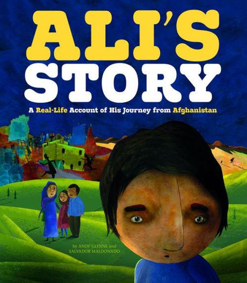 Ali's Story book