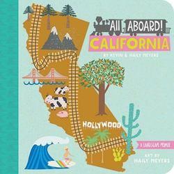 All Aboard California Book