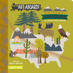 All Aboard! National Parks book