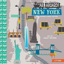 All Aboard! New York: A City Primer Book