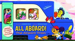 All Aboard! the Airport Train book