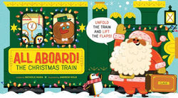 All Aboard! the Christmas Train book