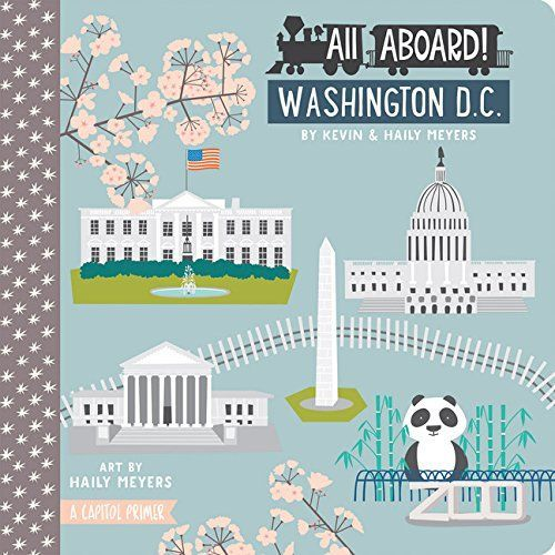 All Aboard! Washington, DC book