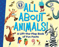 All About Animals! book