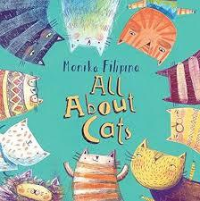 All about Cats book