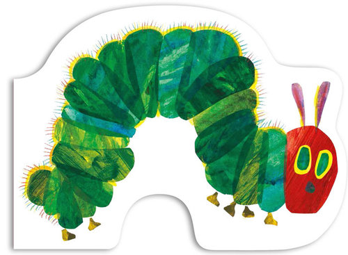 All about the Very Hungry Caterpillar book