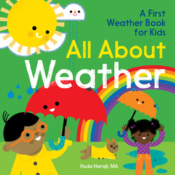 All about Weather: A First Weather Book for Kids book