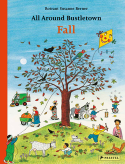 All Around Bustletown: Fall book
