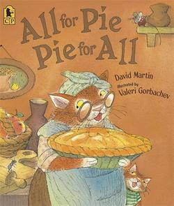 All for Pie, Pie for All book