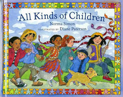 All Kinds of Children Book