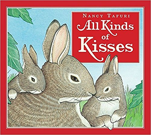 All Kinds of Kisses book