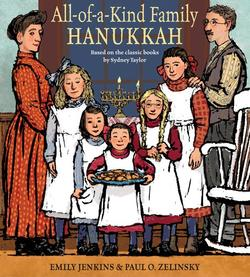 All-of-a-kind Family Hannukah book