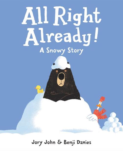 All Right Already! Book