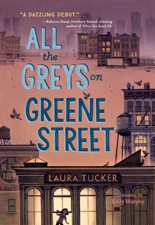 All the Greys on Greene Street book