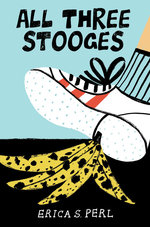 All Three Stooges book