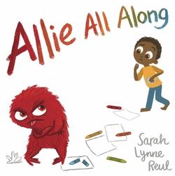 Allie All Along book