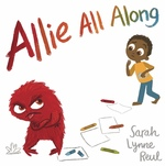 Allie All Along book