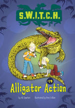 Alligator Action book
