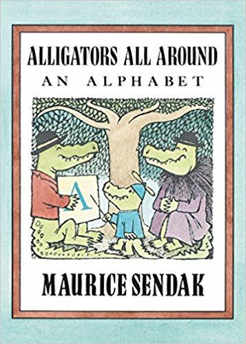 Alligators All Around: An Alphabet book