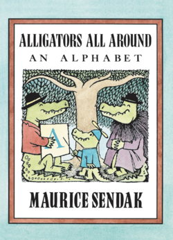 Alligators All Around book