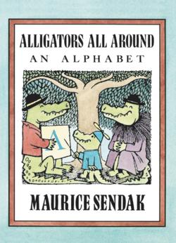 Alligators All Around Book