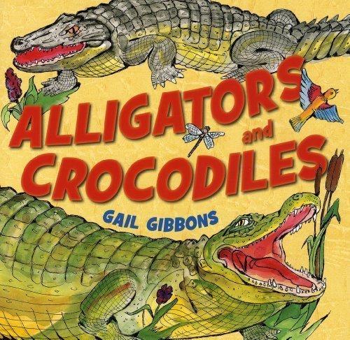 Alligators and Crocodiles book