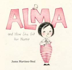 Alma and How She Got Her Name book