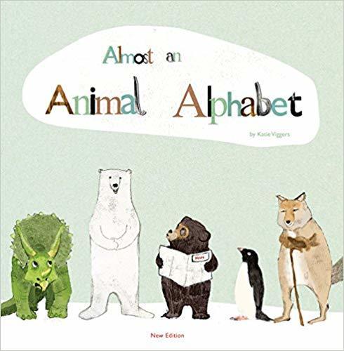 Almost An Animal Alphabet book