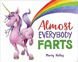 Almost Everybody Farts book