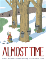 Almost Time book