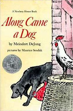 Along Came a Dog book
