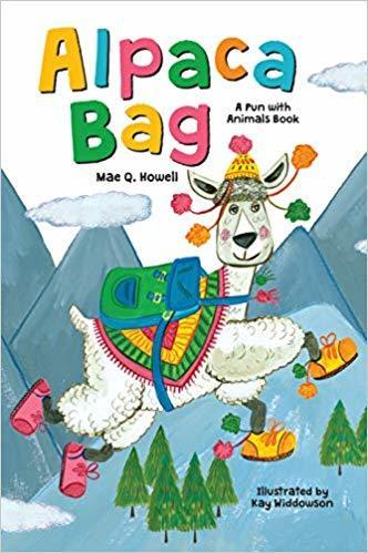 Alpaca Bag book