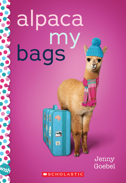 Alpaca My Bags book