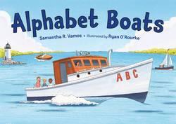 Alphabet Boats book