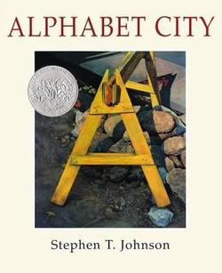 Alphabet City book