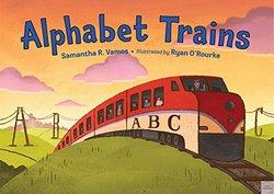 Alphabet Trains book