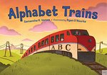 Alphabet Trains book