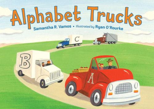 Alphabet Trucks book